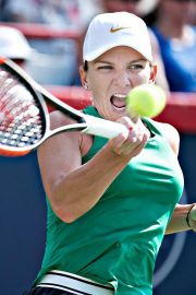SIMONA HALEP Win Rogers Cup Canadian Open in Montreal 08/12 Win Rogers Cup Canadian Open in Montreal 2018/08/12 5