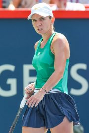 SIMONA HALEP Win Rogers Cup Canadian Open in Montreal 08/12 Win Rogers Cup Canadian Open in Montreal 2018/08/12 6