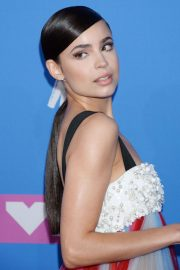 Sofia Carson at MTV Video Music Awards in New York 2018/08/20 2
