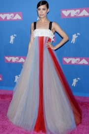 Sofia Carson at MTV Video Music Awards in New York 2018/08/20 9