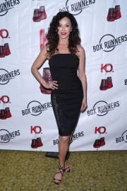 Sofia Milos at KO Hgh Fight Night Showcasing Ron Cruz in Los Angeles 2018/05/12 1