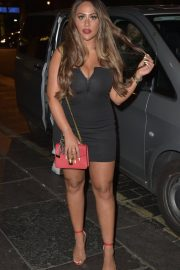 Sophie Kasaei Night Out in Newcastle 2018/07/24 7