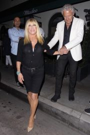 Suzanne Somers Leaves Madeo in Beverly Hills 2018/08/15 3