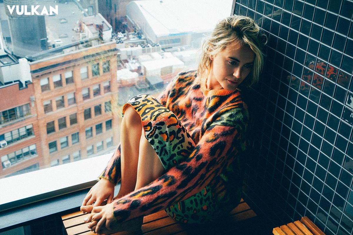 Taylor Schilling in Vulkan Magazine, August 2018 Issue 1