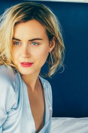 Taylor Schilling in Vulkan Magazine, August 2018 Issue 3