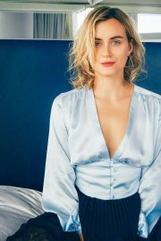 Taylor Schilling in Vulkan Magazine, August 2018 Issue 4