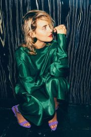 Taylor Schilling in Vulkan Magazine, August 2018 Issue 6