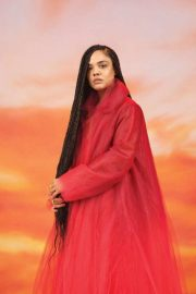 Tessa Thompson in The Cut Magazine, September 2018 1