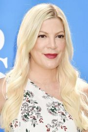 Tori Spelling at Dog Days Premiere in Century City 2018/08/05 1
