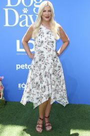 Tori Spelling at Dog Days Premiere in Century City 2018/08/05 5