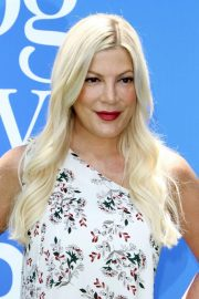 Tori Spelling at Dog Days Premiere in Century City 2018/08/05 6
