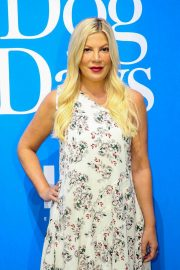 Tori Spelling at Dog Days Premiere in Century City 2018/08/05 7