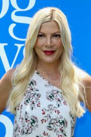 Tori Spelling at Dog Days Premiere in Century City 2018/08/05 10