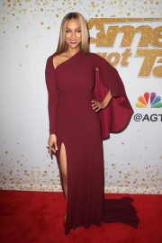 TYRA BANKS at America's Got Talent Live Show in Hollywood 2018/08/21 1