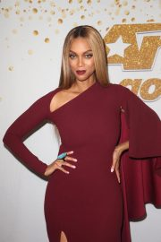 TYRA BANKS at America's Got Talent Live Show in Hollywood 2018/08/21 2