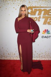 TYRA BANKS at America's Got Talent Live Show in Hollywood 2018/08/21 6