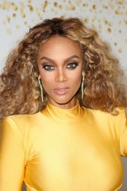 Tyra Banks at America's Got Talent, Season 13 Live Show in Hollywood 2018/08/14 2