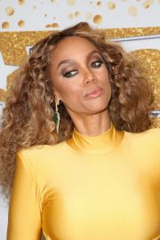 Tyra Banks at America's Got Talent, Season 13 Live Show in Hollywood 2018/08/14 7