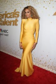 Tyra Banks at America's Got Talent, Season 13 Live Show in Hollywood 2018/08/14 8