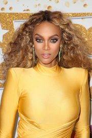 Tyra Banks at America's Got Talent, Season 13 Live Show in Hollywood 2018/08/14 10