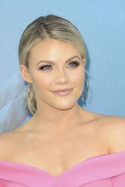 Witney Carson at The Meg Premiere in Hollywood 2018/08/06 1