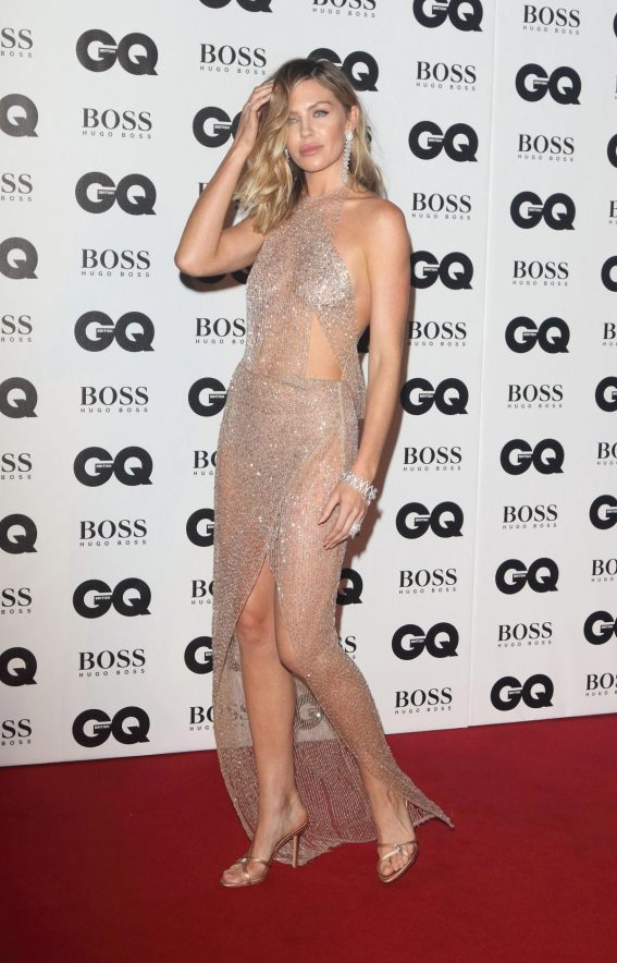 Abbey Clancy at GQ Men of the Year 2018 Awards in London 2018/09/05 1