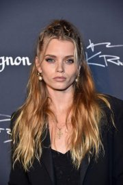 Abbey Lee Kershaw at Dom Perignon & Lenny Kravitz: Assemblage Exhibition in New York 2018/09/28 2
