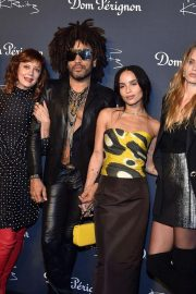 Abbey Lee Kershaw at Dom Perignon & Lenny Kravitz: Assemblage Exhibition in New York 2018/09/28 3