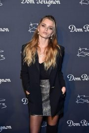 Abbey Lee Kershaw at Dom Perignon & Lenny Kravitz: Assemblage Exhibition in New York 2018/09/28 4
