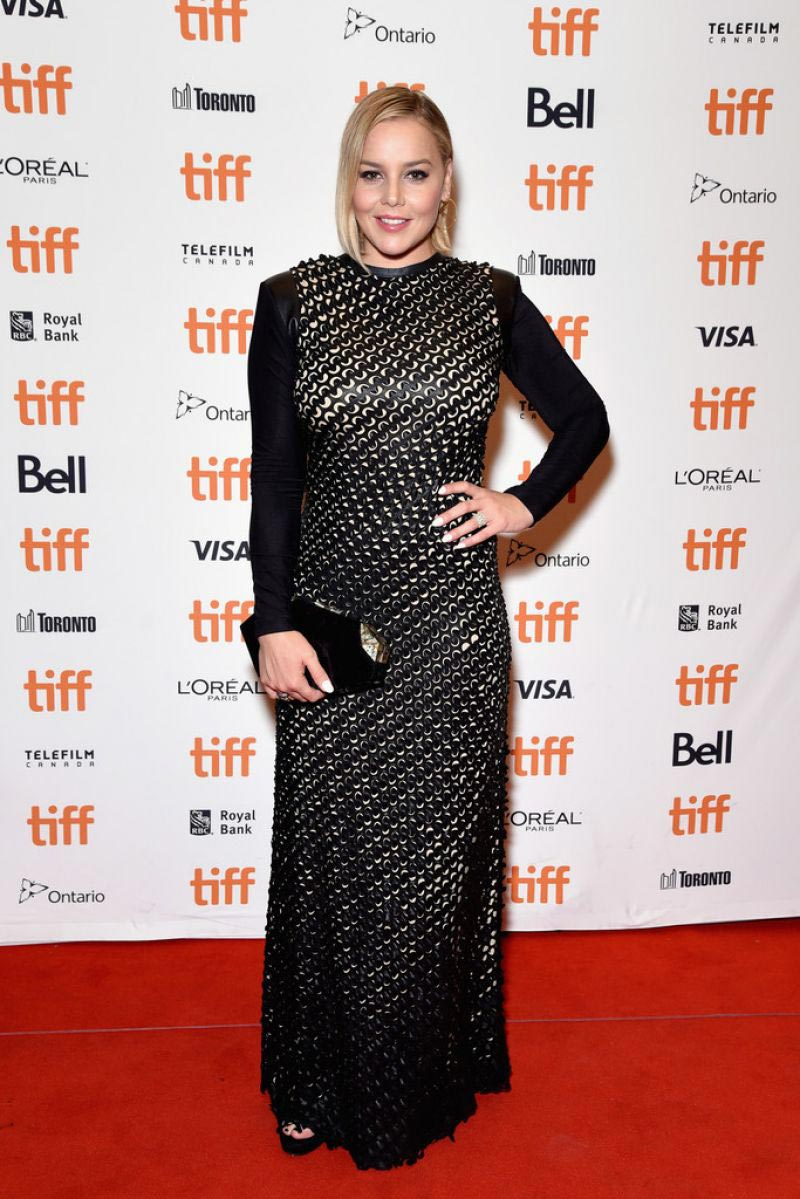 Abbie Cornish at Where Hands Touch Premiere at TIFF 2018 in Toronto 2018/09/09 1