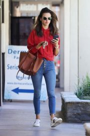 Alessandra Ambrosio at a Skincare Clinic in Los Angeles 2018/09/18 5