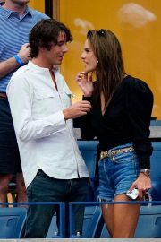 Alessandra Ambrosio at US Open Finals in New York 2018/09/08 1