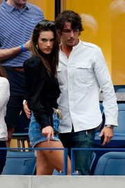 Alessandra Ambrosio at US Open Finals in New York 2018/09/08 3