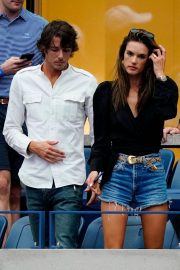 Alessandra Ambrosio at US Open Finals in New York 2018/09/08 4