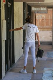 Alessandra Ambrosio Out and About in Los Angeles 2018/09/14 2