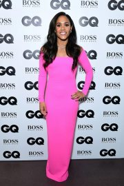 Alex Scott at GQ Men of the Year 2018 Awards in London 2018/09/05 1