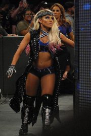 Alexa Bliss at WWE Hell in a Cell in San Antonio 2018/09/16 23