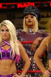 Alexa Bliss at WWE Raw in New Orleans 2018/09/10 2