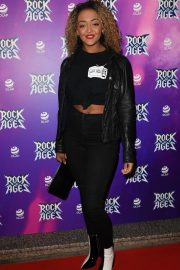 Alexandra Mardell at Rock of Ages Press Night in Manchester 2018/09/25 2