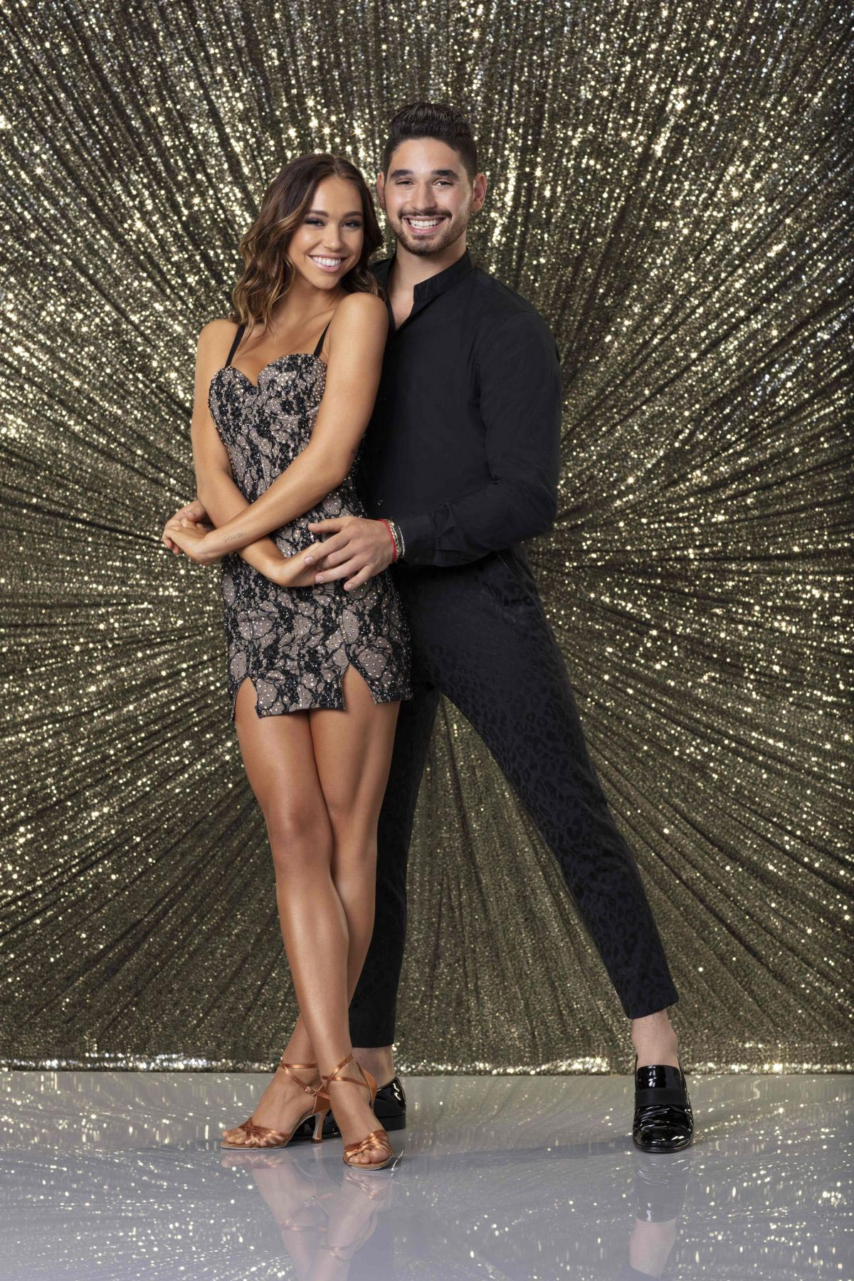 Alexis Ren at Dancing With the Stars, Season 27 Promos 2018/09/16 1