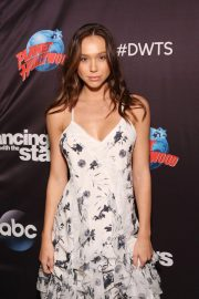 Alexis Ren at Dancing with the Stars Season 27 Sast Reveal in New york 2018/09/12 2