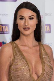 Alice Goodwin at 2018 National Reality TV Awards in London 2018/09/25 10