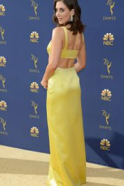 Alison Brie at Emmy Awards 2018 in Los Angeles 2018/09/17 1