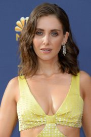 Alison Brie at Emmy Awards 2018 in Los Angeles 2018/09/17 4