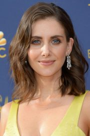 Alison Brie at Emmy Awards 2018 in Los Angeles 2018/09/17 7