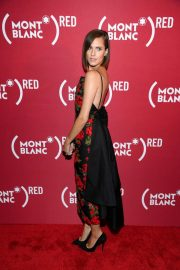 Allison Williams at Montblanc M Red Collection Launch in New York 2018/09/27 5