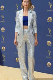 Amanda Crew at Emmy Awards 2018 in Los Angeles 2018/09/17 1