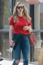 Amanda Seyfried Out for Lunch in Studio City 2018/09/03 2