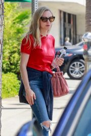 Amanda Seyfried Out for Lunch in Studio City 2018/09/03 8