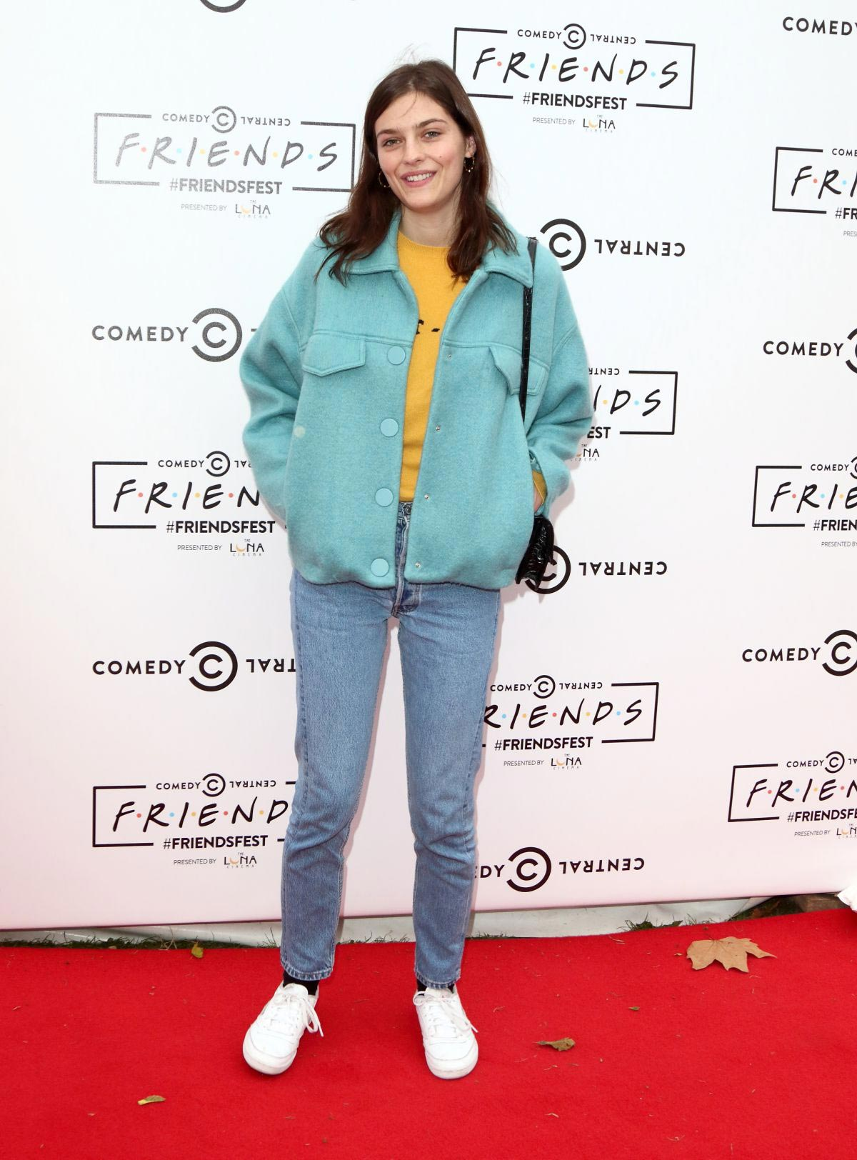 Amber Anderson at Comedy Central's Friendsfest Launch in London 2018/09/20 1